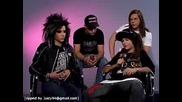 Tokio Hotel Interview
