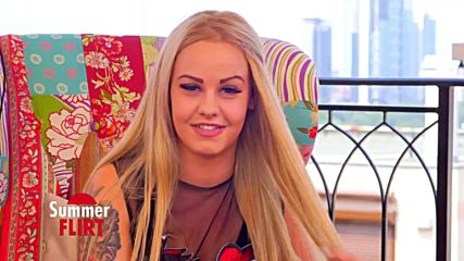 Запознайте се с Кристин - участник #9 в Summer Flirt