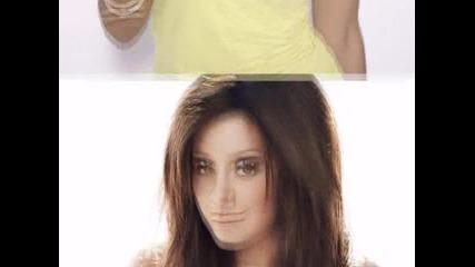 Ashley Tisdale .. za konkursa na lovememore [ purwi krug ] and filipidescu