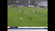 """Стряскаща победа на """"Брюж"""" над """"Локерен"""" с 5:1 в плейофите в Белгия"""