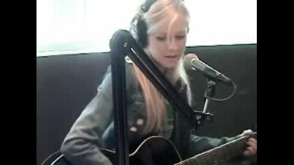 Avril Lavigne J Wave Japan 2005
