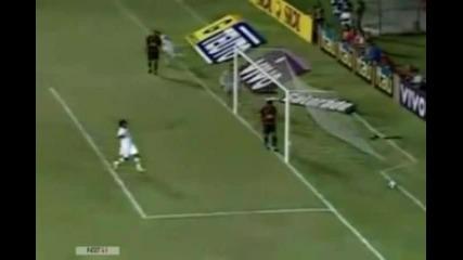 Бразилски футболист отбеляза досега гол 19.05.2009