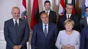 Austria: European leaders gather for migration summit in Vienna