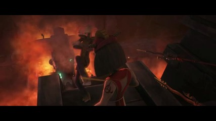 Star Wars The Clone Wars - Season 06 Episode 08 - The Disappeared Part