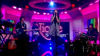Nicole Scherzinger - Try With Me ( Live @ This Morning)