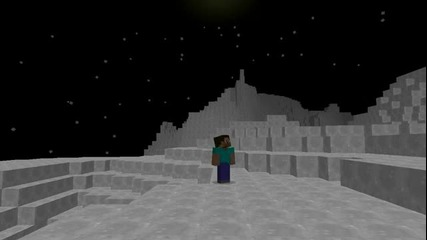 Minecraft - Какво става след напушване (смях)