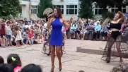 Глория - Кралица / Уморих се ( Тошево, Фестивал на Лавандулата 2018 )