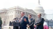 Американски конгресмен иска подялба на Македония