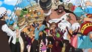 Топ 24 Най-силни One Piece Straw Hat Grand Fleet Членове [Първа Част]