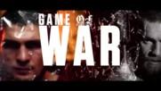 Conor Mcgregor Vs Khabib Nurmagomedov Game Of War Ufc 229