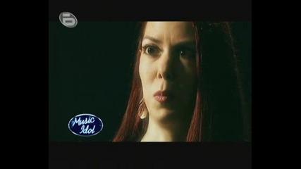 Music Idol 3 - Кастинг В София 09.03.2009 Един Талант И Една Трагедия