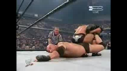 Wwe Backlash 2003 - The Rock Vs Goldberg!