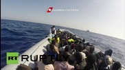 Италия: 256 емигранти приети в болница