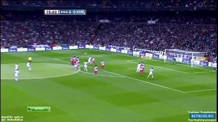 Роналдо-о-о... и Real Madrid 1 - 0 Atl. Madrid 01.12.2012