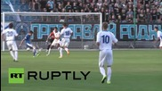 Russia: Game on! First match of the Crimean Premier League kicks-off