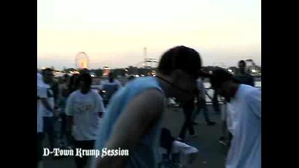 D - Town Krump Session