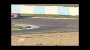 """Фелипе Маса беше най-бърз на тестовете на """"Херес"""""""