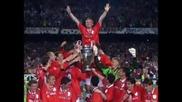 Glory Glory Manchester Uniteed