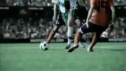 Cristiano Ronaldo Vs Homer Simpson