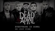 Dead By April - Freeze Frame (official Lyric Video)