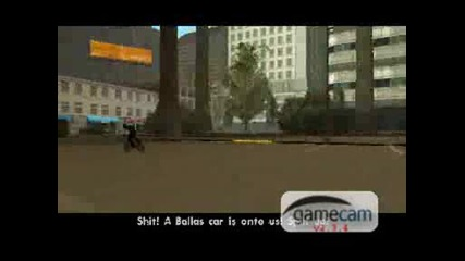 Gta San Andreas Mission 1 - Big Smoke
