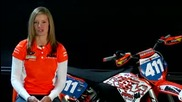 Maria Forsberg Rider Interview - Rpmktm Gncc Racing Team