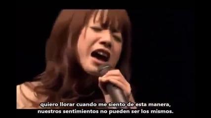 Maiko Fujita - Hotaru ~ Live