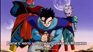 Dragon Ball Z - Сезон 8 - Епизод 243 bg sub