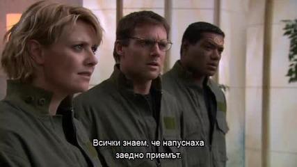 Старгейт Sg-1 / Stargate Sg-1 /сезон 9 eпизод 12