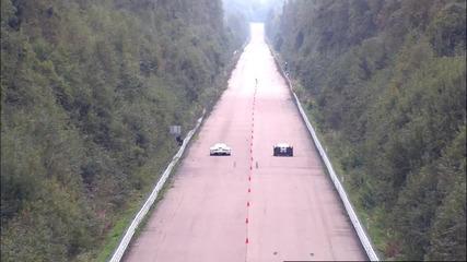 Супер гонка Koenigsegg Ccxf vs Dodge viper Hd