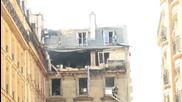 France: Huge explosion rocks Parisian residential block