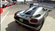 Koenigsegg Agera В Дубай!