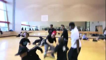 Jabbawockeez x Art of Teknique Freestyle Session