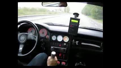 Audi S2 мачка Пистов мотор