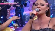 Хитово Сръбско 2014 Katarina Zivkovic - Ruzo rumena - ( Live ) - ( Tv Pink,21.12.2014 )