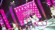 She'z - U U @ Music Bank [05/10/12]