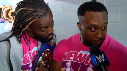 The New Day welcome challenge from The Revival: WWE.com Exclusive, Dec. 6, 2019