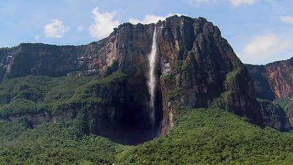 Най - високият водопад в света - Salto Angel Hq*