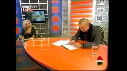 Андреа и Николета си говорят за икономичната криза - Господари на ефира