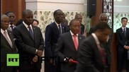 China: Angola and China strengthen ties, seven bilateral agreements signed