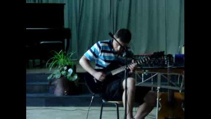 Santana - Europe (в Мое изпълнение)
