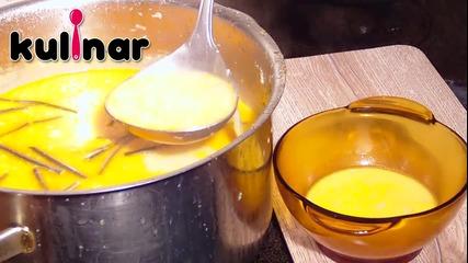 Рецепта за Шкембе Чорба на Мама Mаргарита
