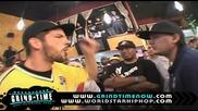 Real Deal vs Cortez ( Rap Battle )