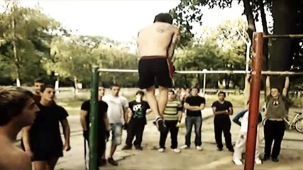 Street Fitness in Bulgaria