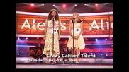 Малки Момичета Пеят С Уригване - America Got Talent