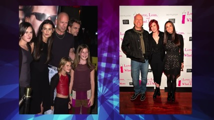 Rumer Willis Says She's Greatful Parents Remained Friends