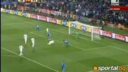 група F - Словакия 3 - 2 Италия или Довиждане Италия (световно - 24.06.2010)
