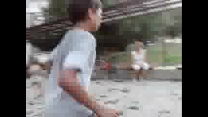 The Street Dogs Parkour