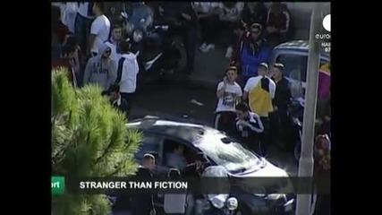 Страх от италианската мафия спря мач