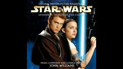 Star Wars Episode Ii Soundtrack - Across The Stars (love Theme From Attack Of The Clones)